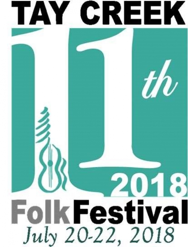 Tay Creek Folk Festival July 20-22,