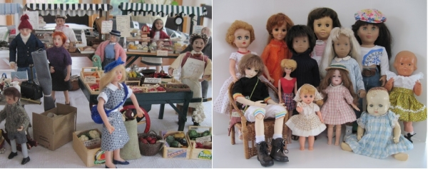 2nd Annual Miniatures and Doll Show - Oct. 20th