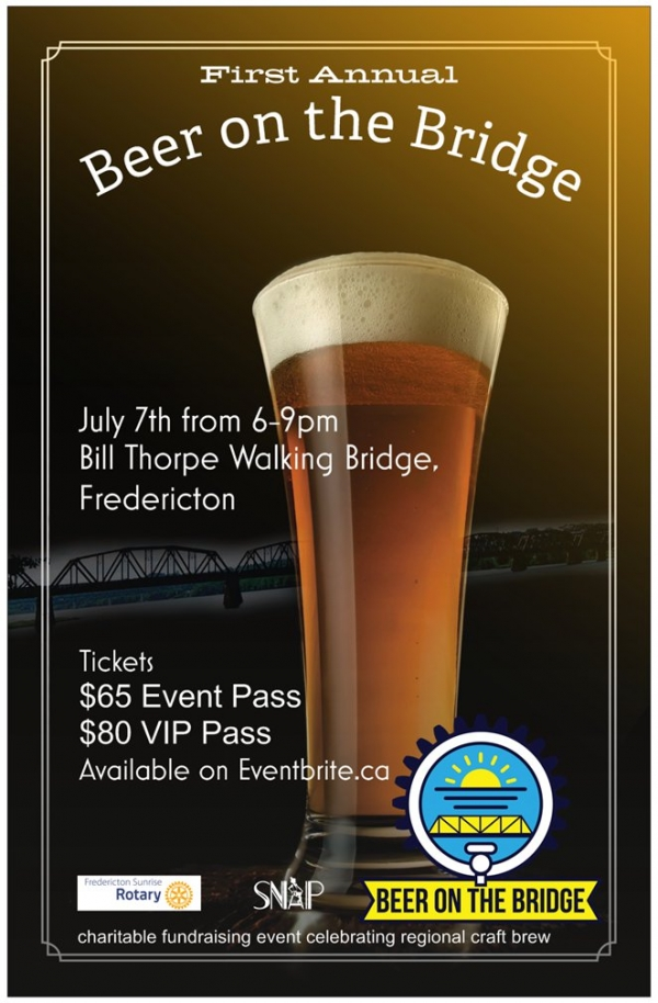 Beer on the Bridge - July 7, 2018